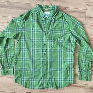 Columbia Men's Plaid Shirt